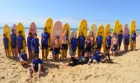 stage de surf