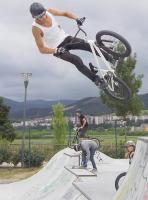 camp de BMX Planète Vacances