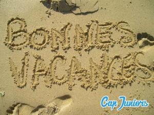 Bonnes vacances en colo avec Cap Juniors